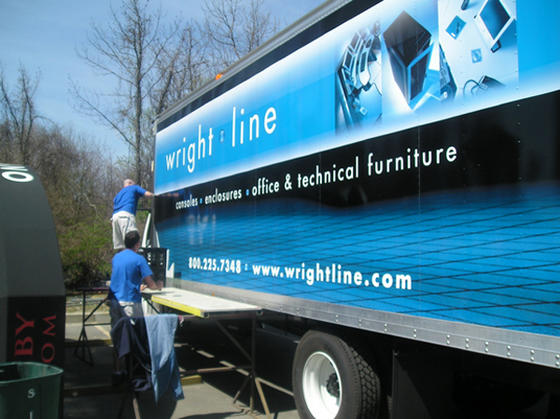 Ma Vehicle Graphics Ma Truck Lettering Ma Truck Vinyl Wrap
